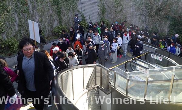 ナゴヤドーム前矢田駅 ウイメンズマラソン