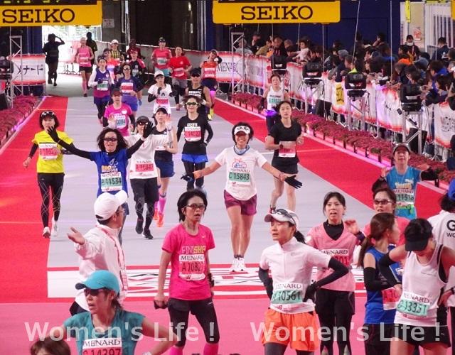 名古屋ウィメンズマラソン 結果 観戦